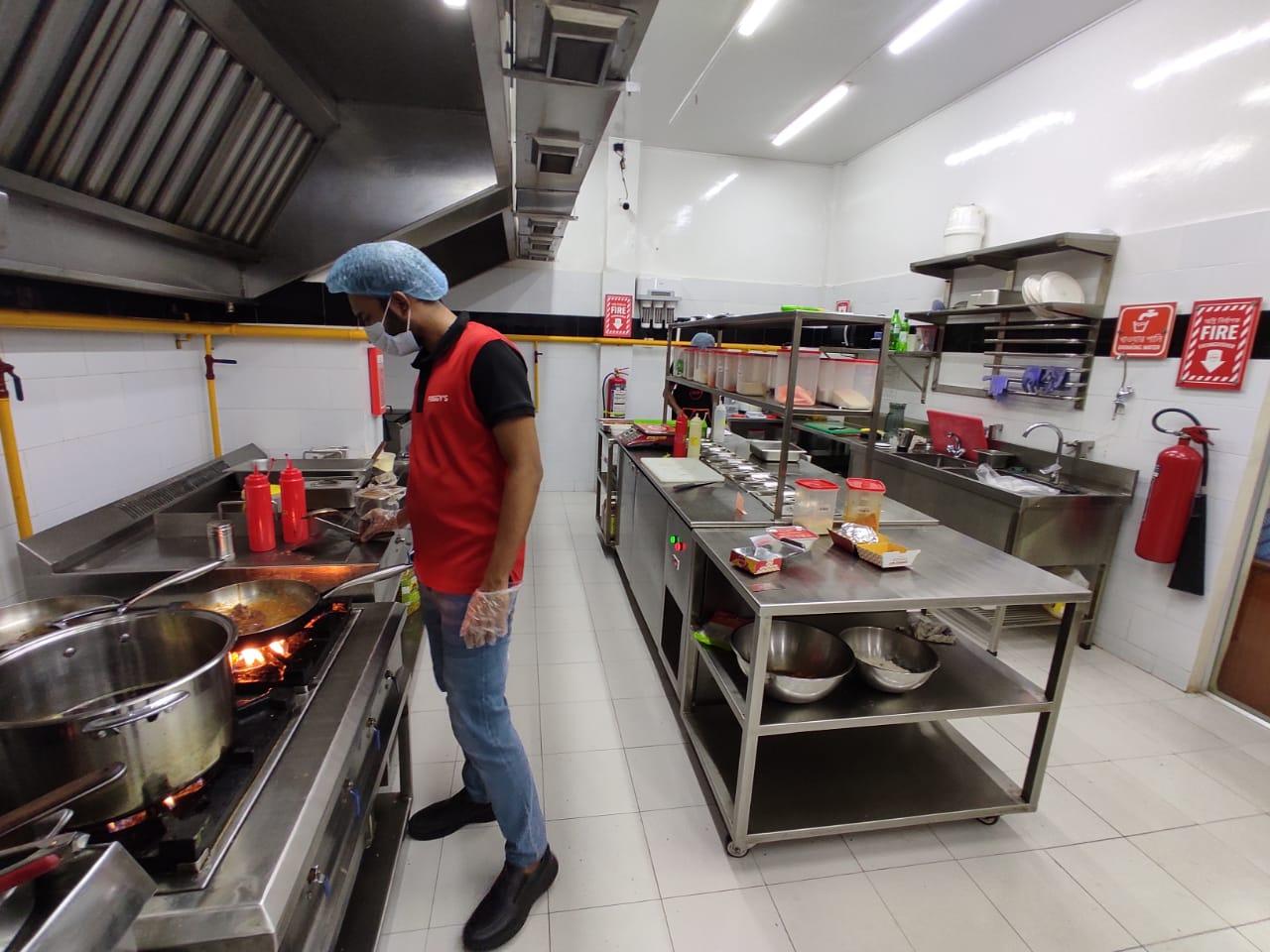 Cloud Kitchens in Bangladesh
