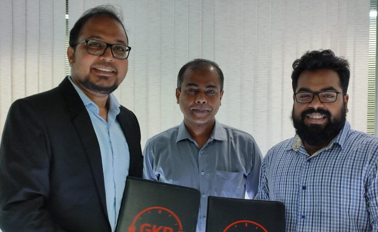 Burfe signs Restaurant Partnership Agreement with Ghost Kitchen Bangladesh